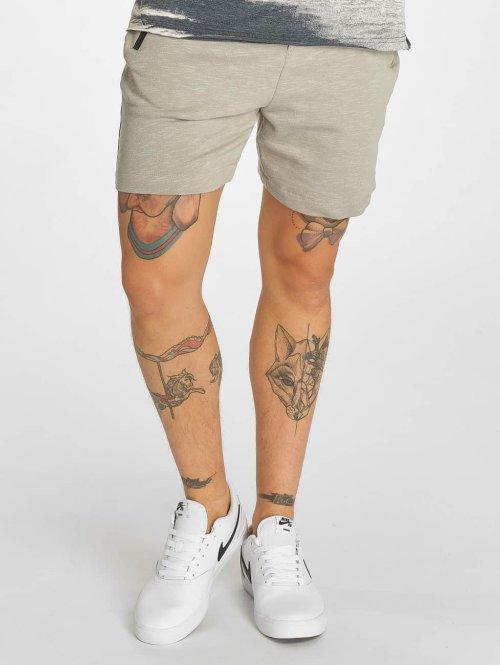 Stitch & Soul Shorts Sweat grau