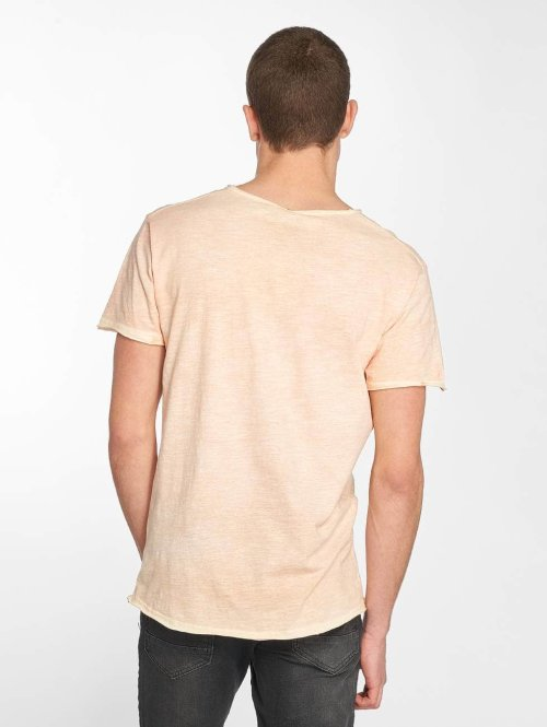 Stitch & Soul T-Shirt Basic orange