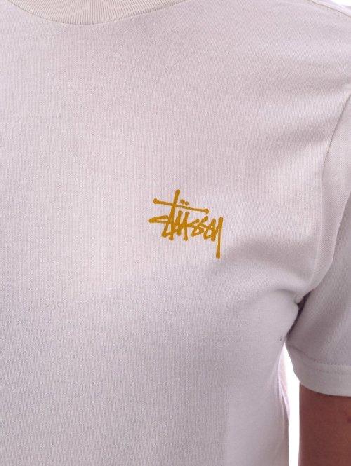 Stüssy T-Shirt Basic Stüssy grau