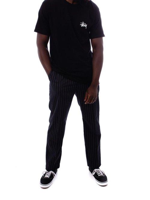 Stüssy T-Shirt  schwarz