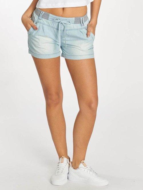 Sublevel shorts Delfina blauw
