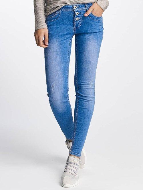 Sublevel Skinny jeans Ginevra blauw