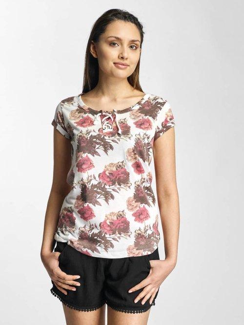Sublevel T-paidat Roses valkoinen