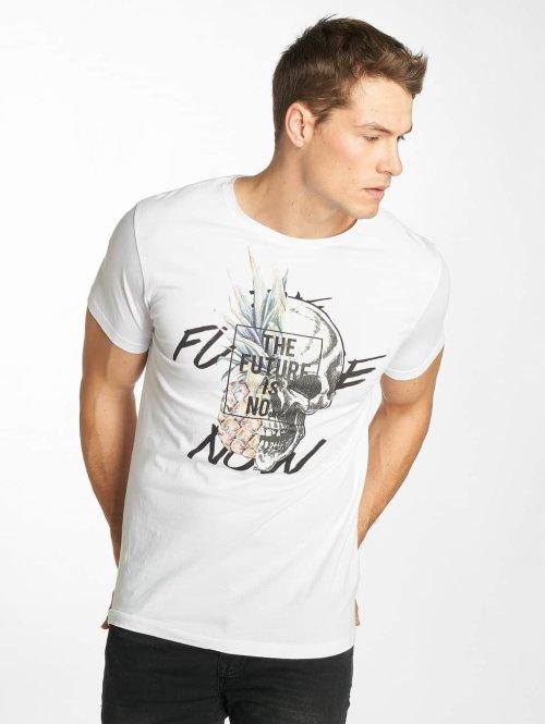 Sublevel T-paidat Future valkoinen