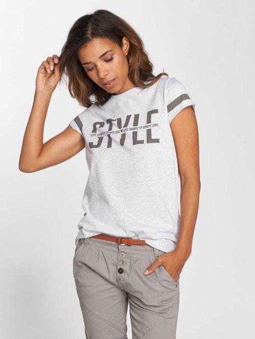 Sublevel T-Shirt Style grau