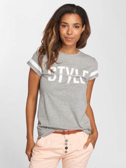 Sublevel t-shirt Style grijs