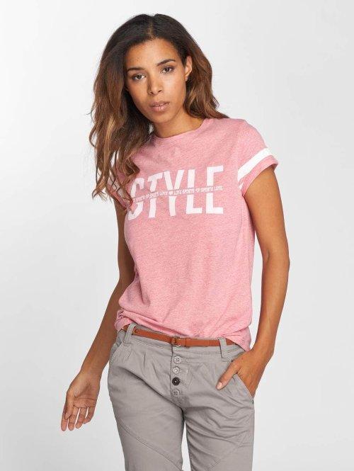 Sublevel T-Shirt Style rosa