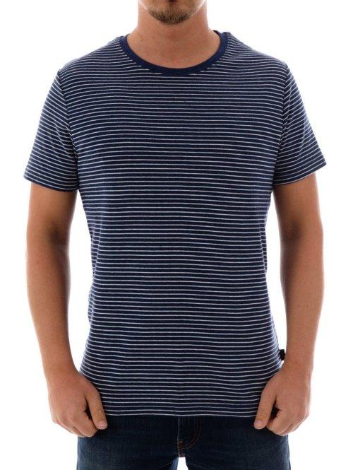 Suit T-Shirt Barking blau