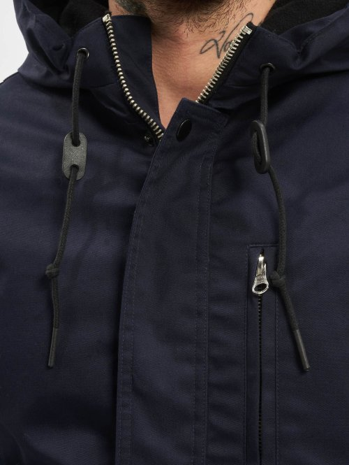 Suit Übergangsjacke Ron-Q5091. blau