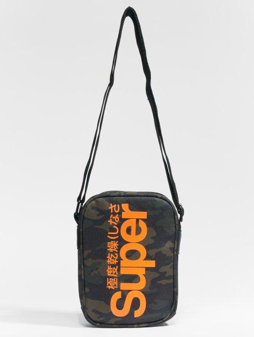 Superdry Tasche Hamilton Pouch camouflage