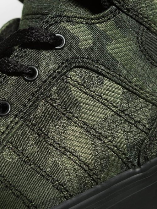 Supra Sneaker Youths Skytop camouflage