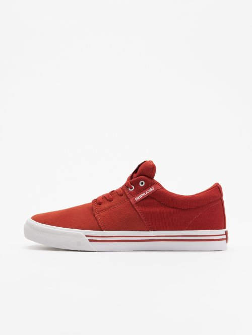 Supra Sneaker Stacks Vulc Ii rot