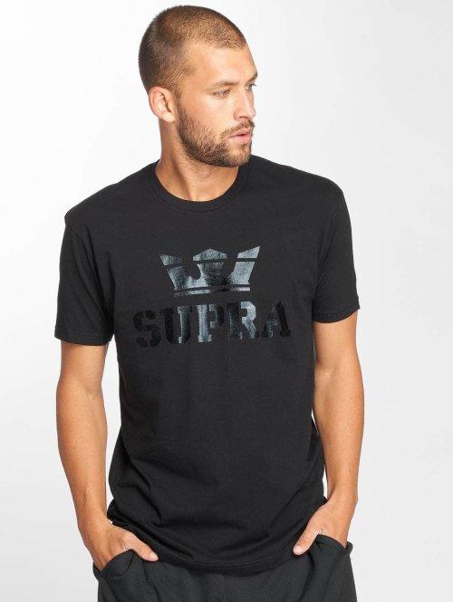 Supra t-shirt Above zwart
