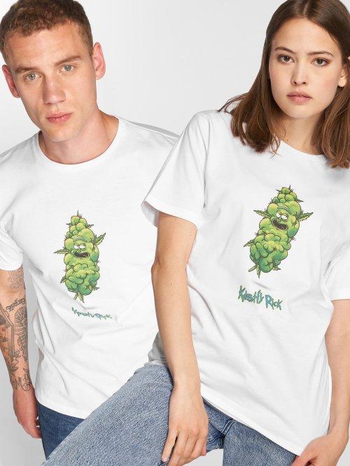 Tealer T-Shirt Kushy Rick weiß