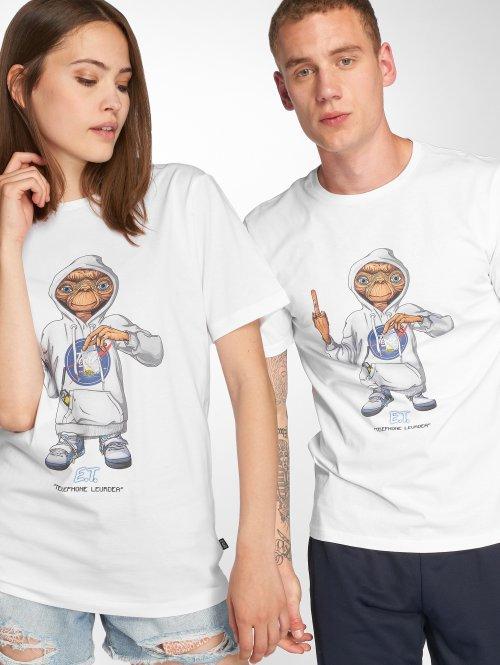 Tealer T-Shirt ET Telephone Leurdea white