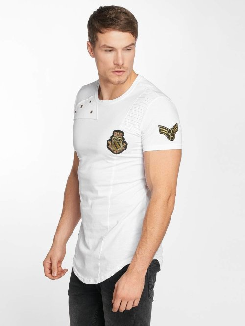 Terance Kole t-shirt Cathédrale Saint-Jean wit