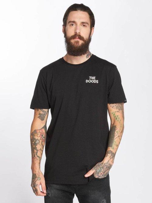 The Dudes T-Shirt Believe schwarz