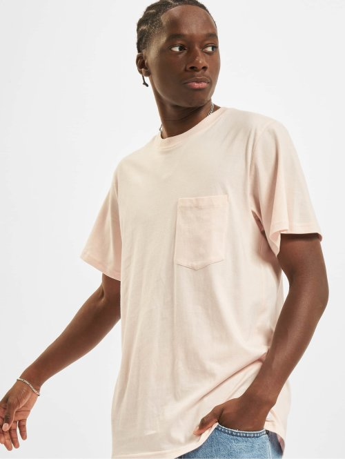 The Hundreds T-Shirt Perfect Pocket pink