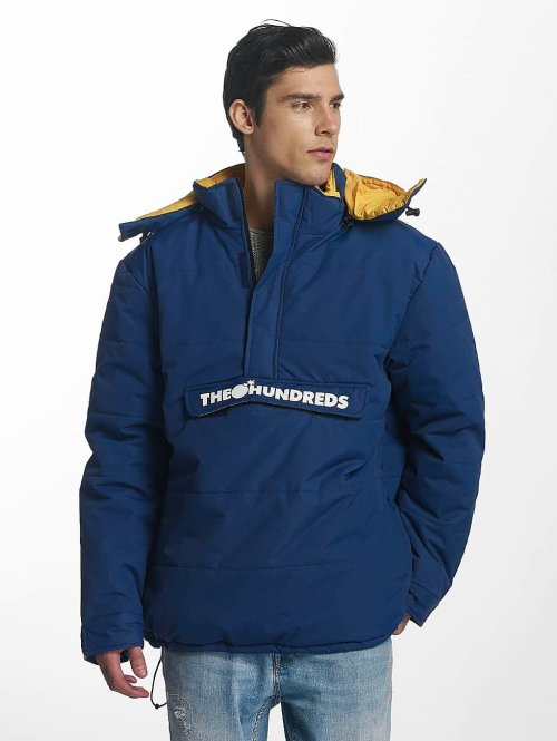 The Hundreds Winterjacke Daily blau