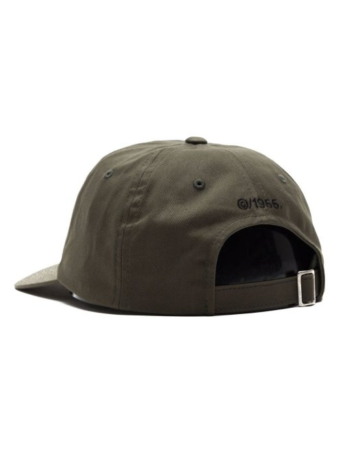 The North Face Fitted Cap The Norm grün