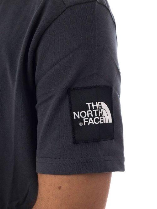 The North Face T-Shirt Fine 2 grau