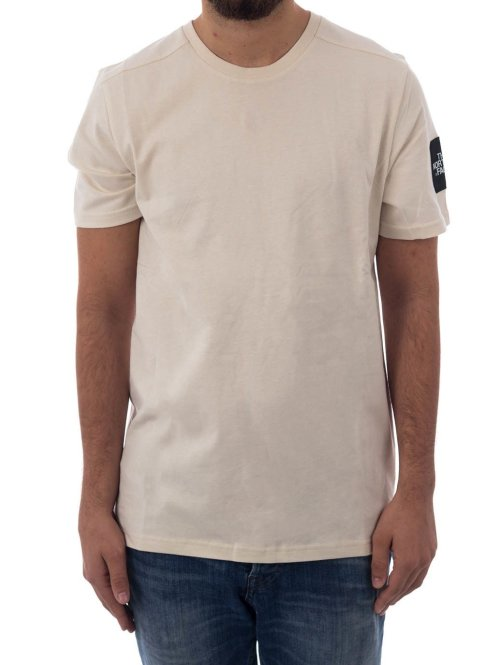 The North Face T-Shirt  weiß