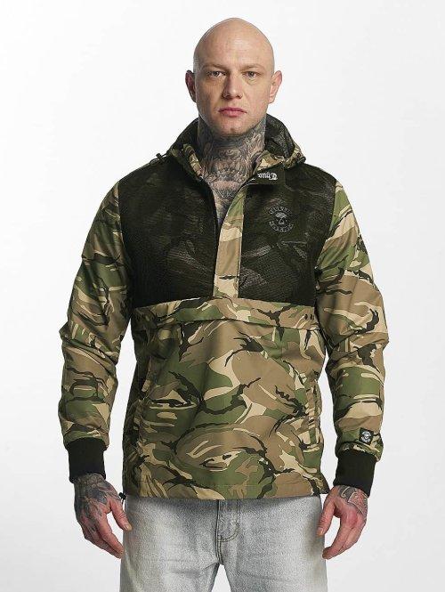 Thug Life Zomerjas Skin groen