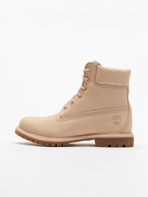 Timberland Boots 6in Premium rosa