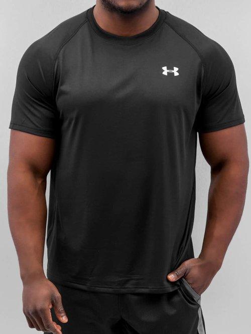 Under Armour t-shirt Tech grijs