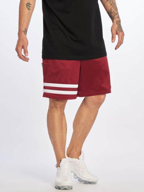 UNFAIR ATHLETICS Shorts DMWU Athl. rosso