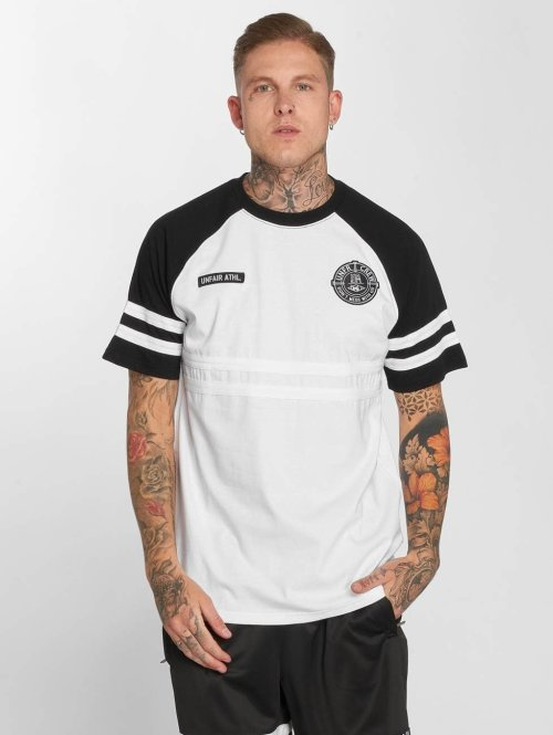 UNFAIR ATHLETICS T-shirt DMWU T-Shirt grigio