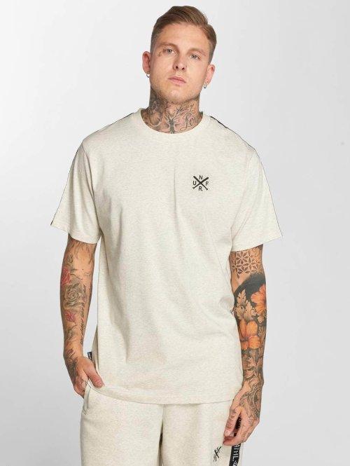 UNFAIR ATHLETICS T-skjorter UNFR Taped beige