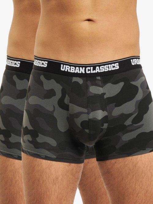 Urban Classics Bokserit 2-Pack Camo camouflage