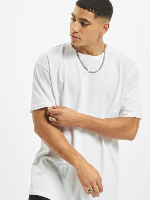 Urban Classics Camiseta Heavy Oversized blanco