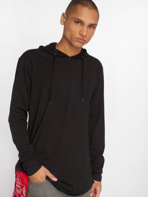 Urban Classics Hoody Jersey zwart