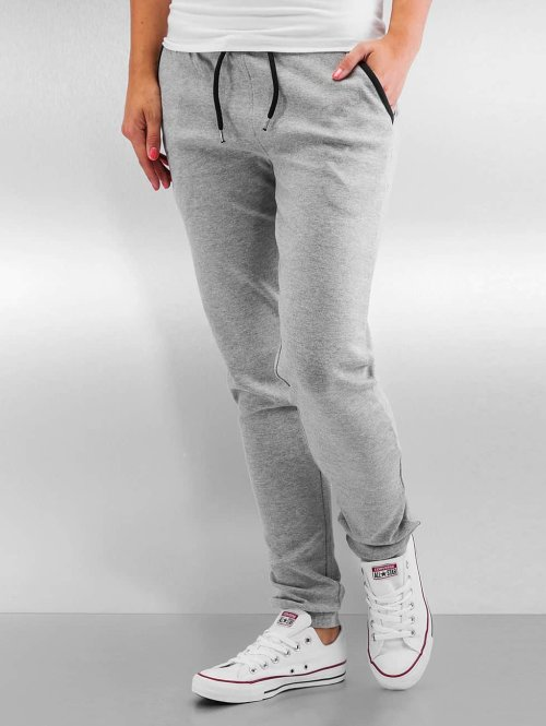 Urban Classics Jogging Fitted Athletic gris