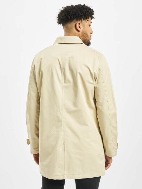 Urban Classics Mantel Gabardine beige