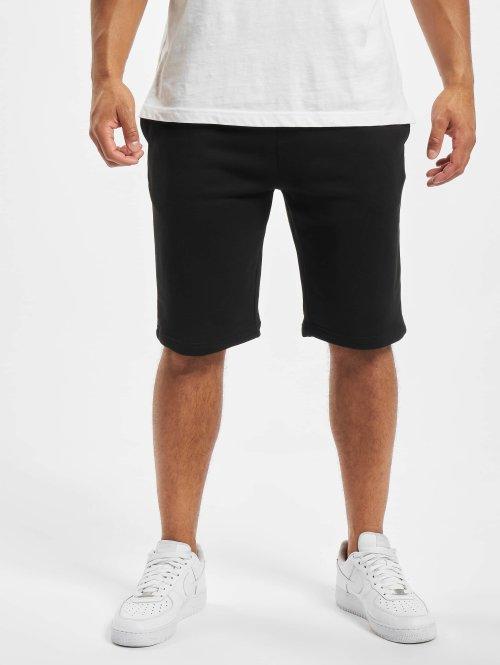 Urban Classics Pantalón cortos Basic negro