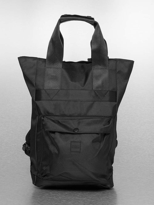 Urban Classics Rucksack Carry Handle schwarz