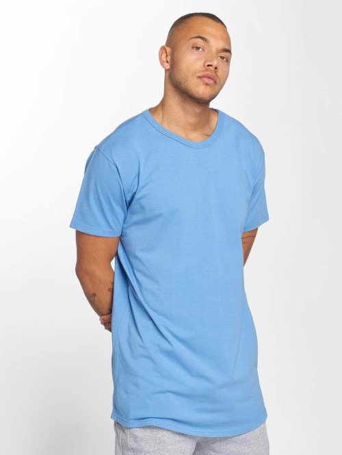 Urban Classics T-Shirt Garment blau
