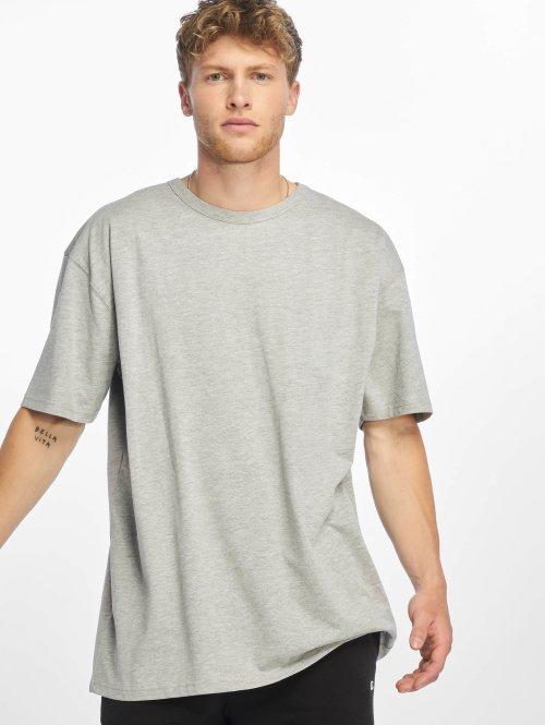 Urban Classics T-shirts Oversized grå