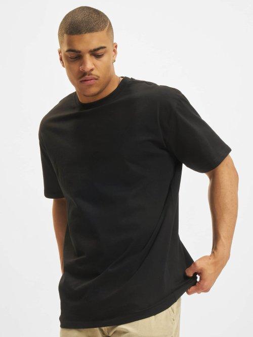 Urban Classics T-shirts Heavy Oversized sort