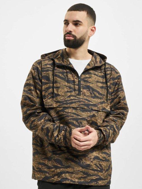 Urban Classics Zomerjas Tiger Camo camouflage