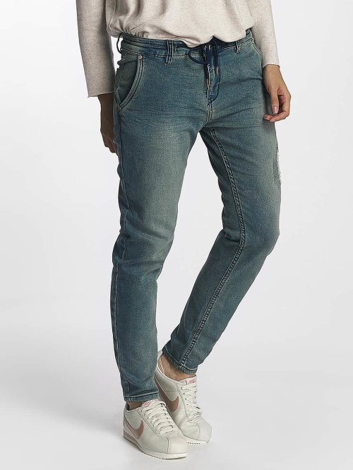 Urban Surface Jogging Jogg Jeans bleu