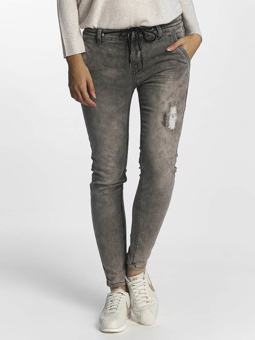Urban Surface Jogging Jogg Jeans gris