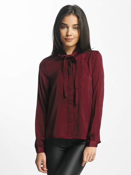 Vero Moda Blouse & Chemise vmLilje rouge