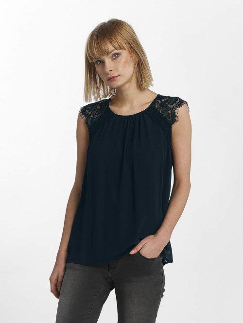 Vero Moda Hihattomat paidat vmNadenka sininen
