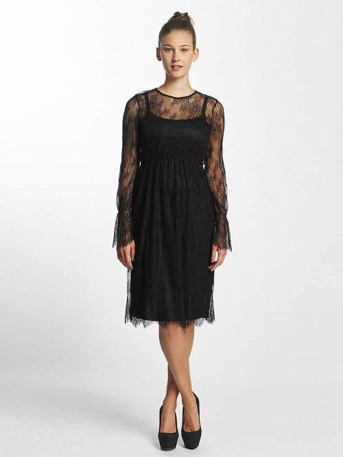 Vero Moda Kleid vmSwan Lace schwarz