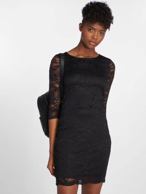 Vero Moda Kleid vmSandra 3/4 Lace schwarz