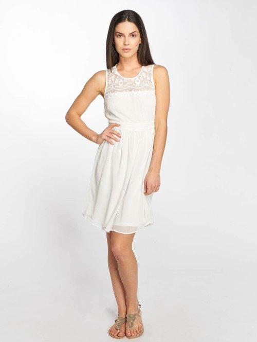 Vero Moda Robe vmVanessa blanc